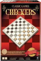 CHECKERS WOOD