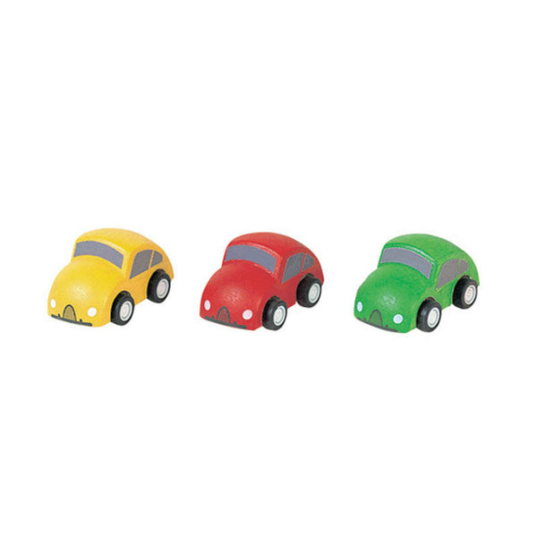 Cars II (3 Pieces) Wooden