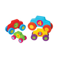 Stack & Play Cars