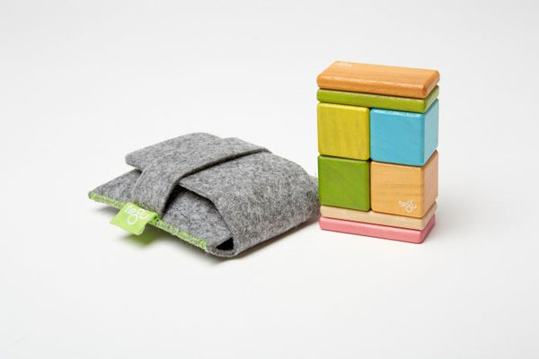Tegu Magnetic 8-Piece Pocket Pouch Original - Tints