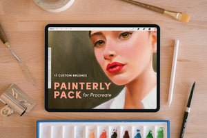 Painterly Pack