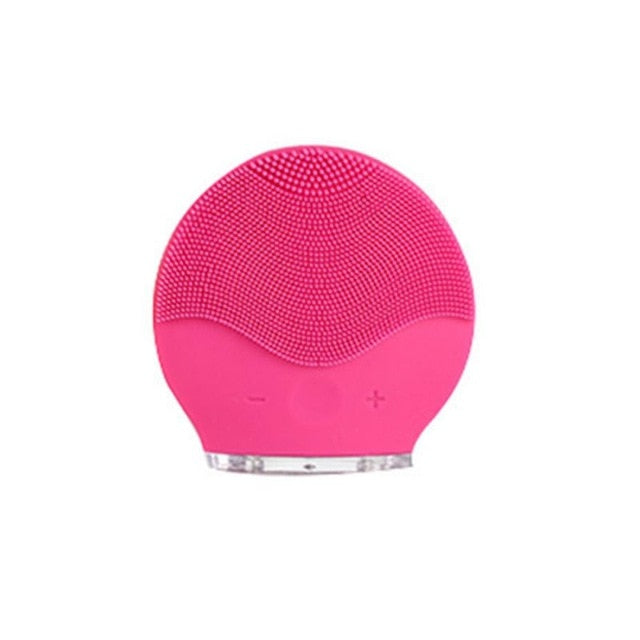 Ultrasonic Facial Cleaning Brush