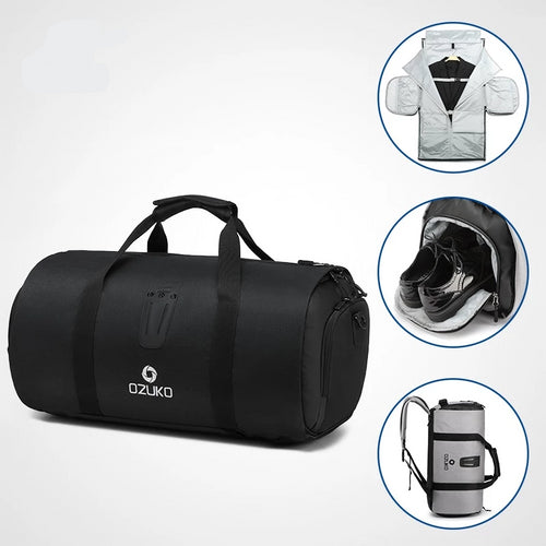 Multifunction Large Capacity Luggage Bag