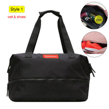 Load image into Gallery viewer, Fitness Dry Wet Separation Yoga Bag