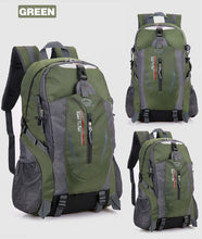Load image into Gallery viewer, Nylon Travel Backpack