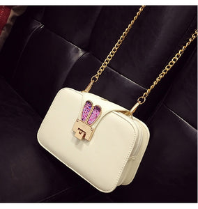 Women Chain Clutch Bag