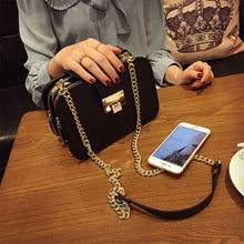 Load image into Gallery viewer, Women Chain Clutch Bag