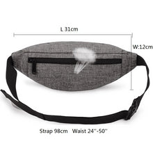 Load image into Gallery viewer, Men Functional Waist Pack