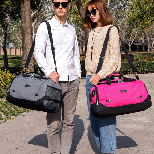 Nylon Large Capacity Luggage Bag