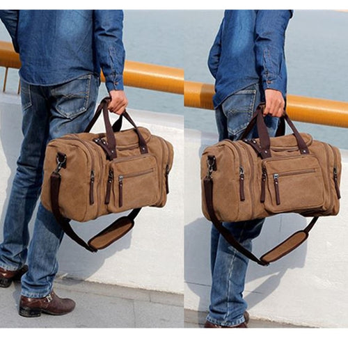 Large Capacity Men Hand Luggage