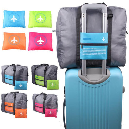 Fashion Waterproof Luggage Bag