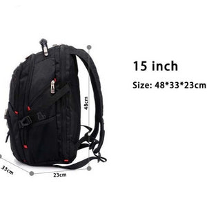 Multifunctional Laptop Backpack