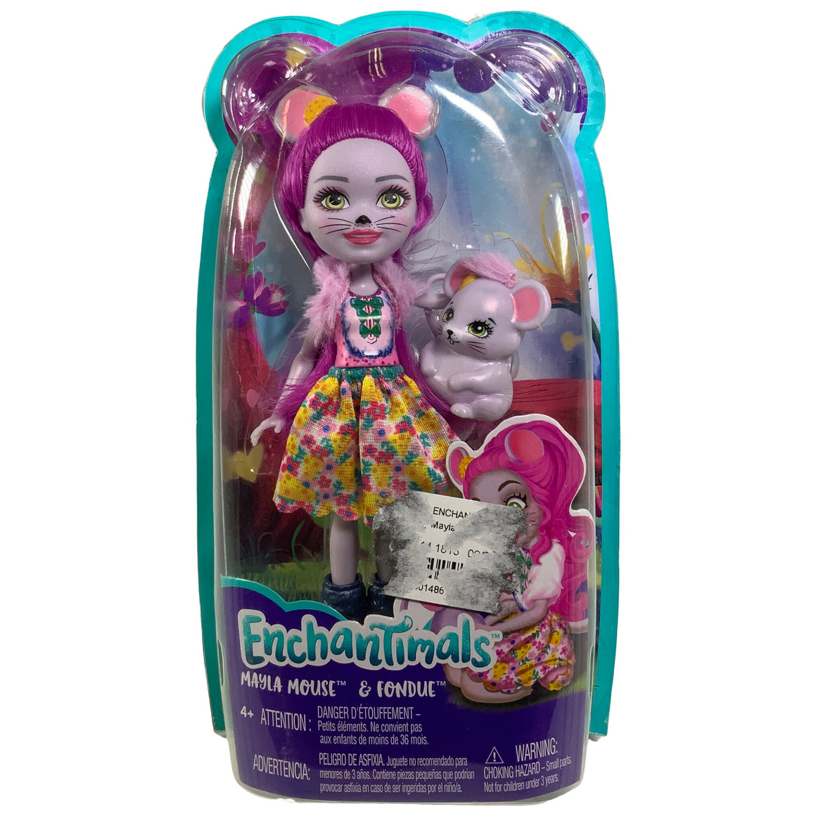 Enchantimals - Mayla Mouse
