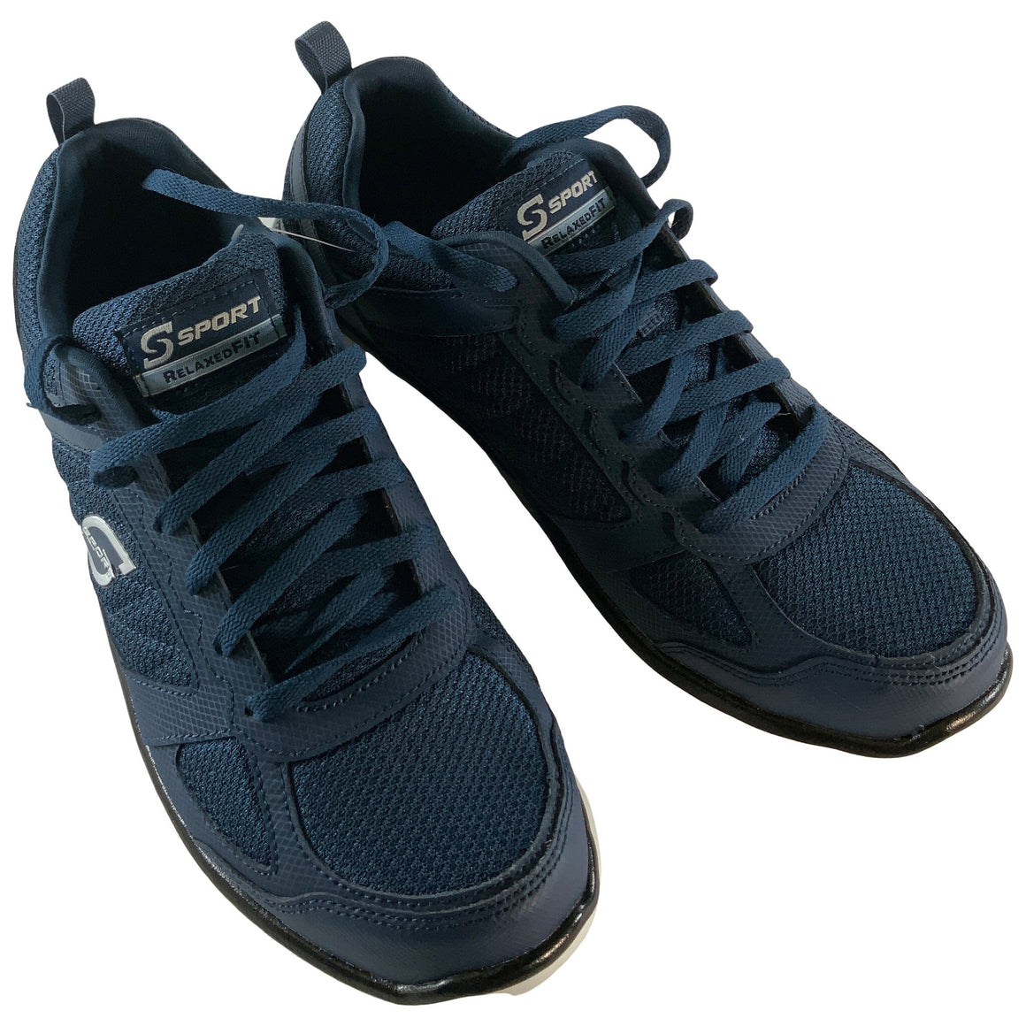 Relaxed Fit Sneakers - Blue 9.5 - Sport By Skechers