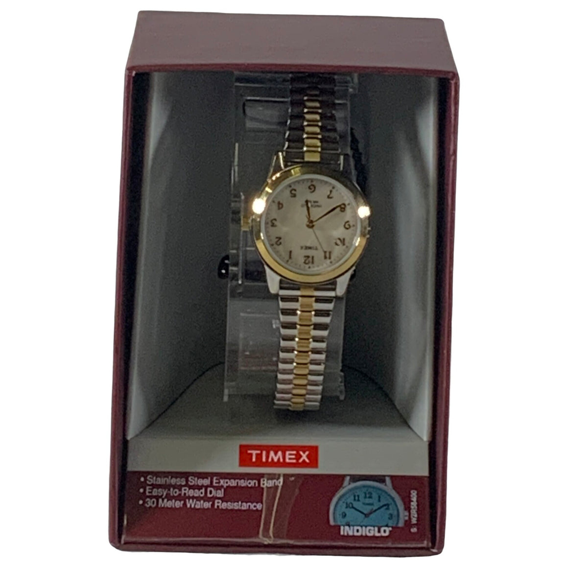 Men'S Timex Easy Reader Expansion Band Watch - Silver Tw2R58400Jt -