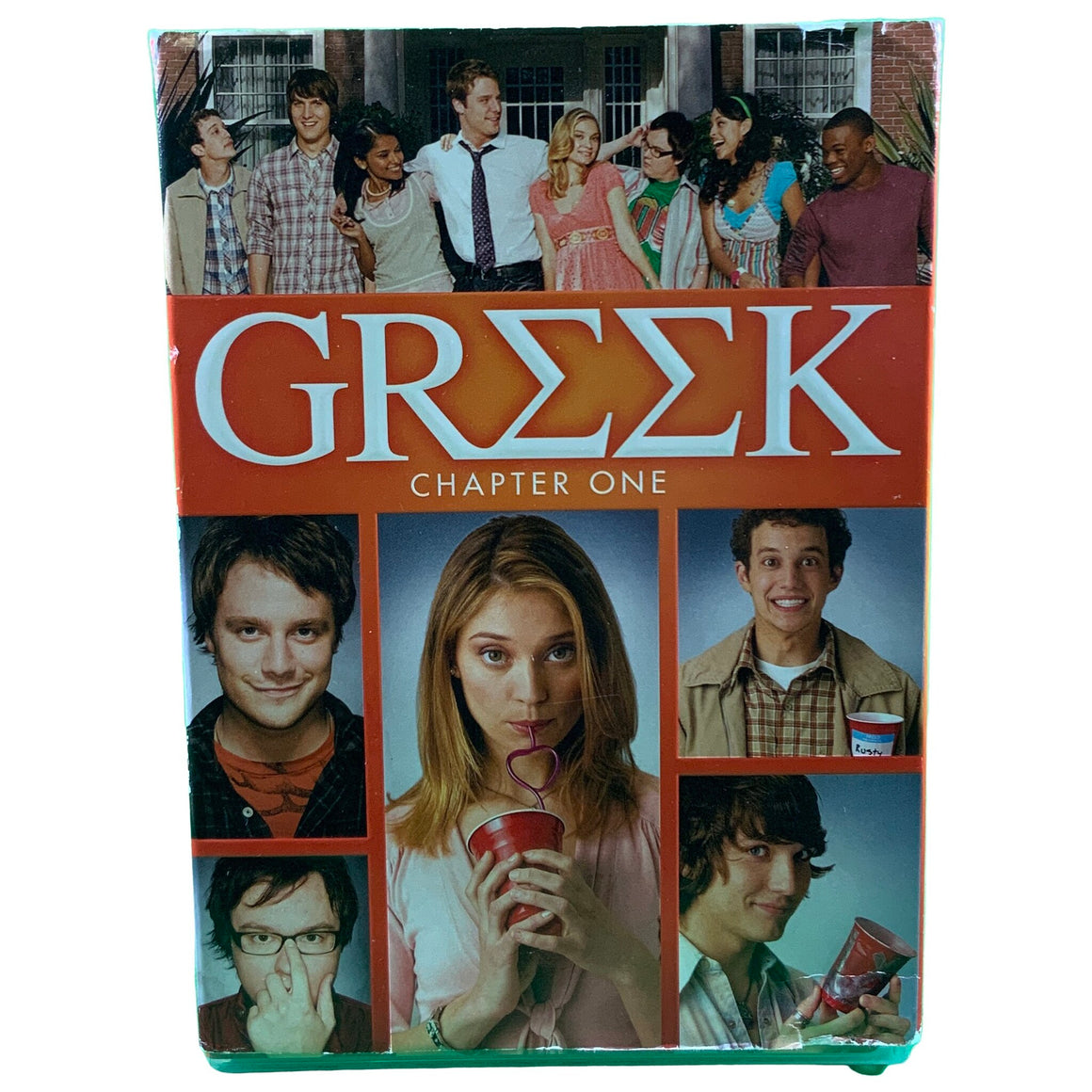 Greek - Season 1, Chapter 1 - Abc Family