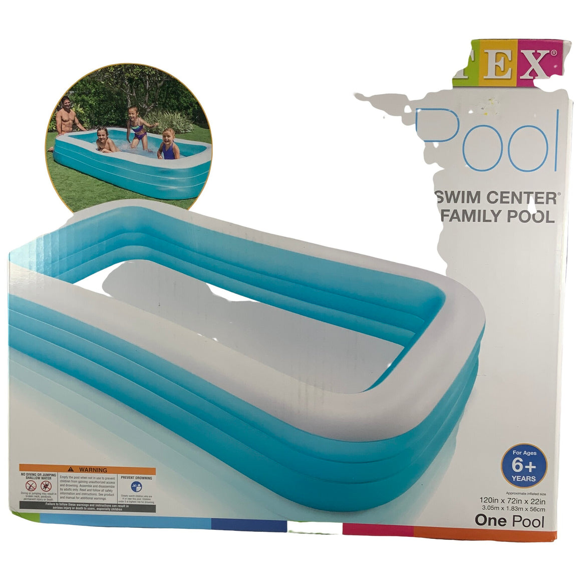 Intex - Family Pool