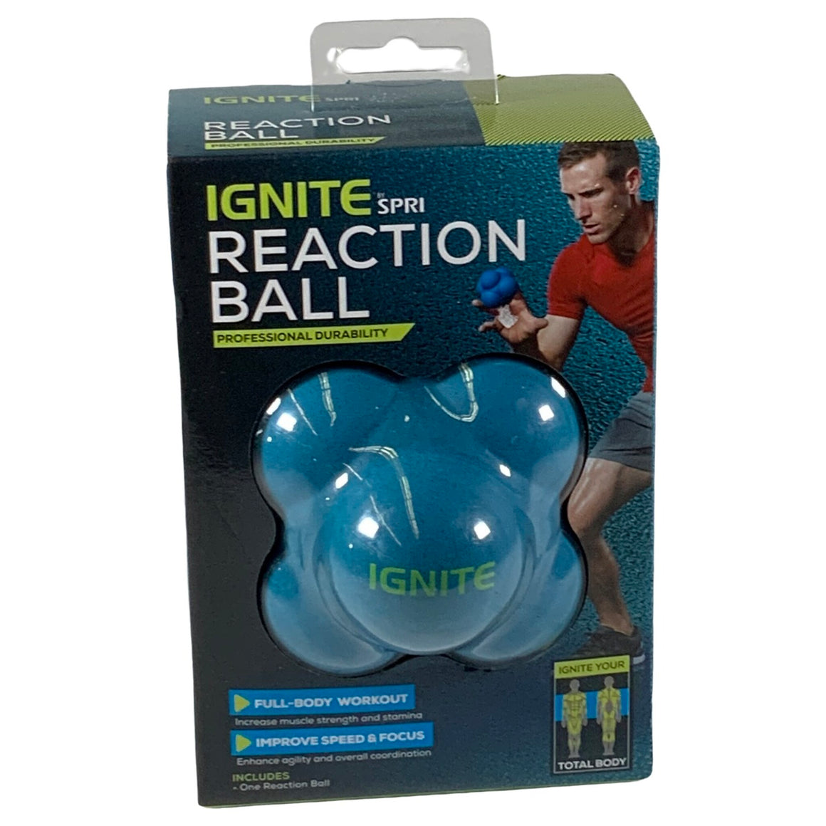 Ignite By Spri Reaction Ball -