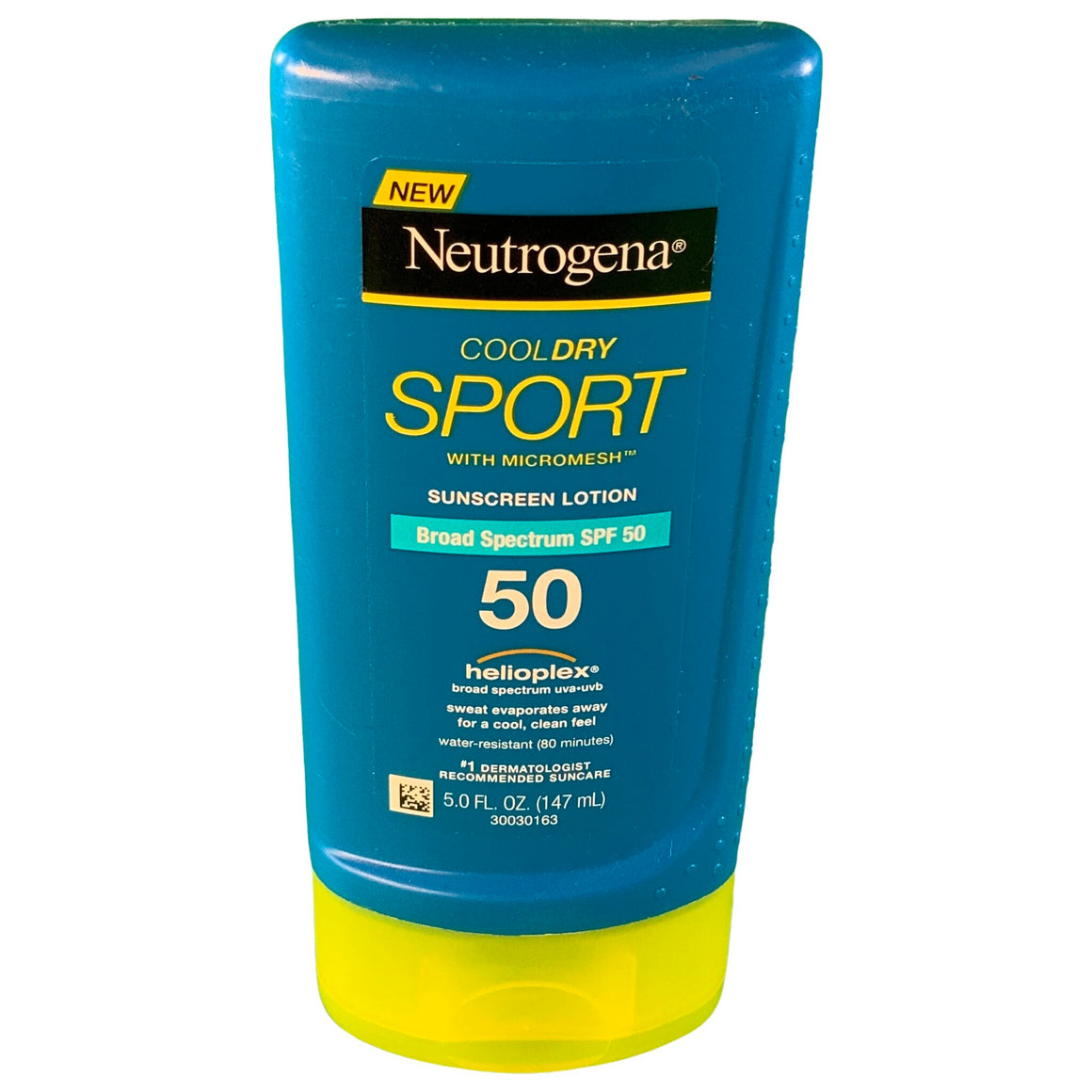 Cooldry Sport Sunscreen Lotion With Spf 50, 5 Fl. Oz - Neutrogena