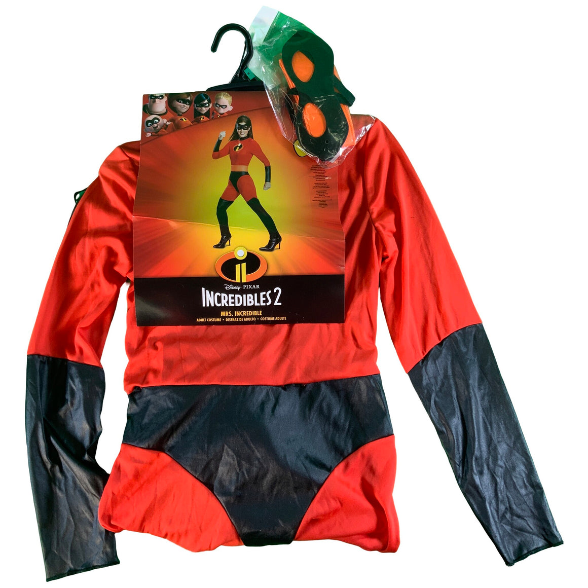 Womens' Mrs. Incredible Classic Halloween Costume M - The Incredibles