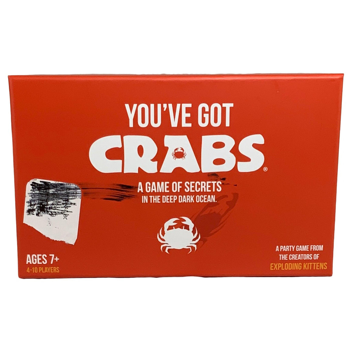 Exploding Kittens And The Oatmeal - You'Ve Got Crabs
