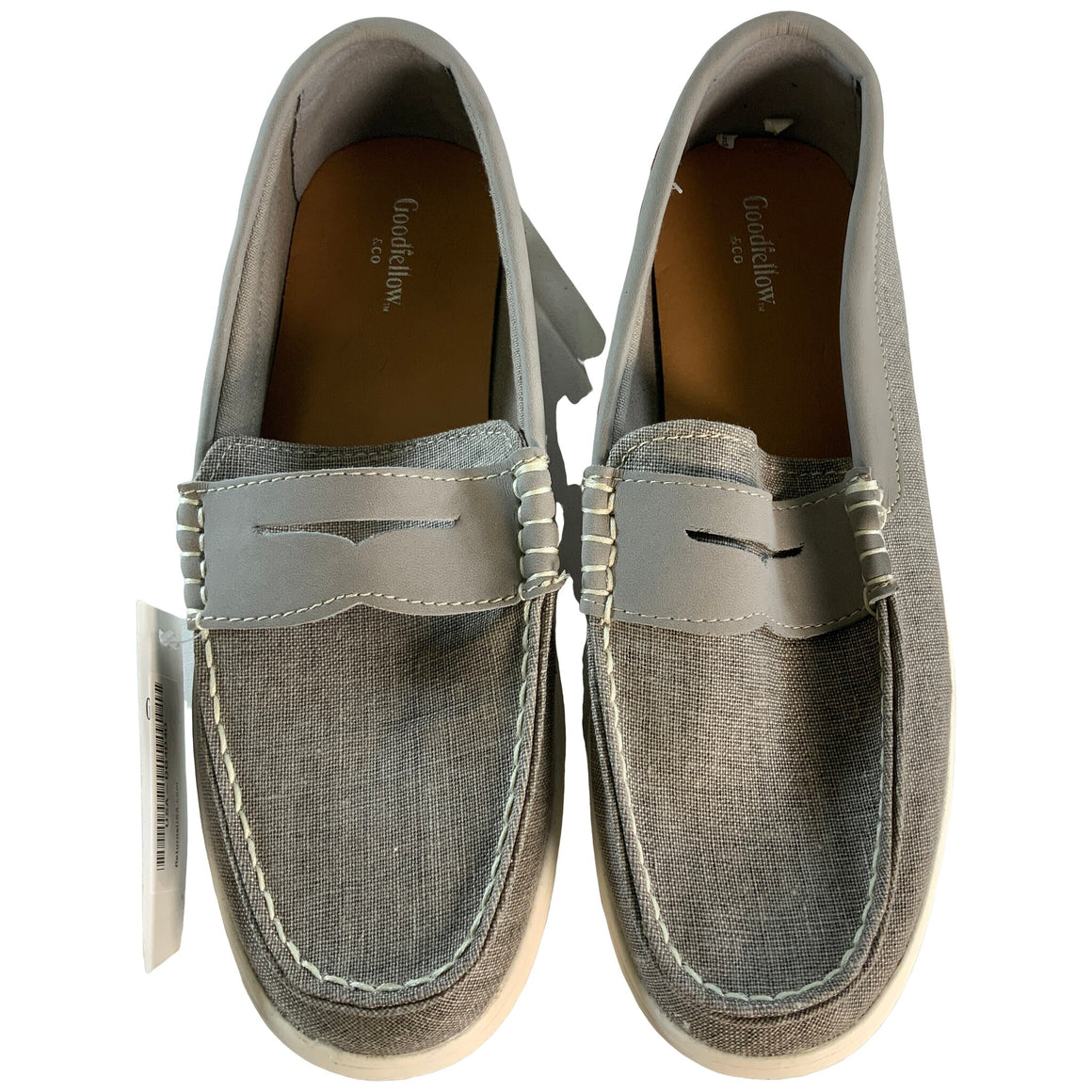 Men'S Lewis Style Loafers - Gray 7 - Goodfellow & Co™