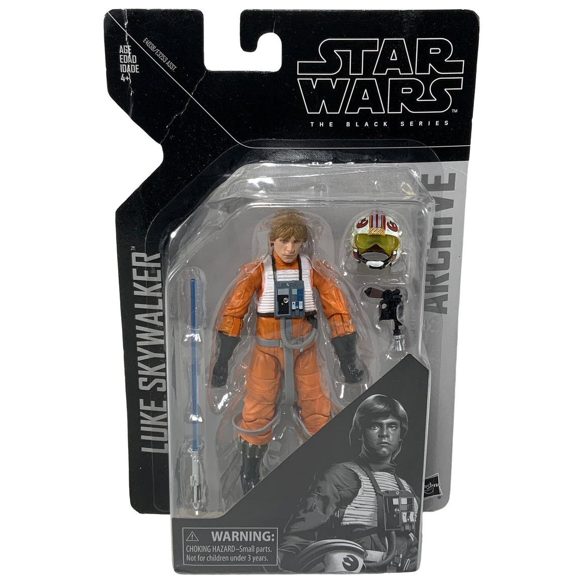 Star Wars The Black Series - Luke Skywalker