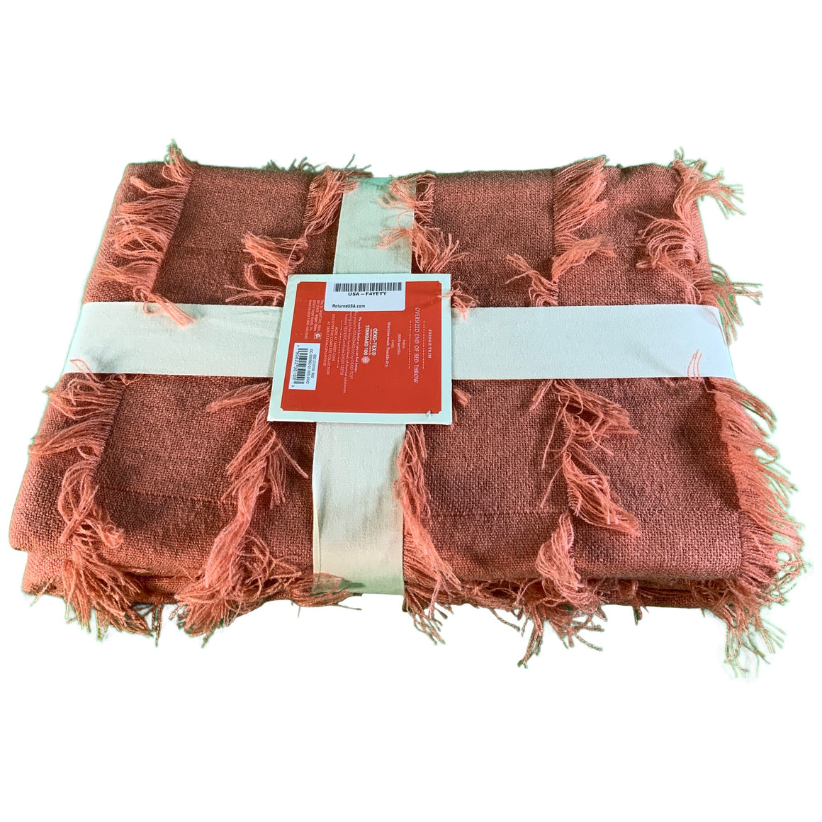 Fringed Throw Blanket - Opalhouse™