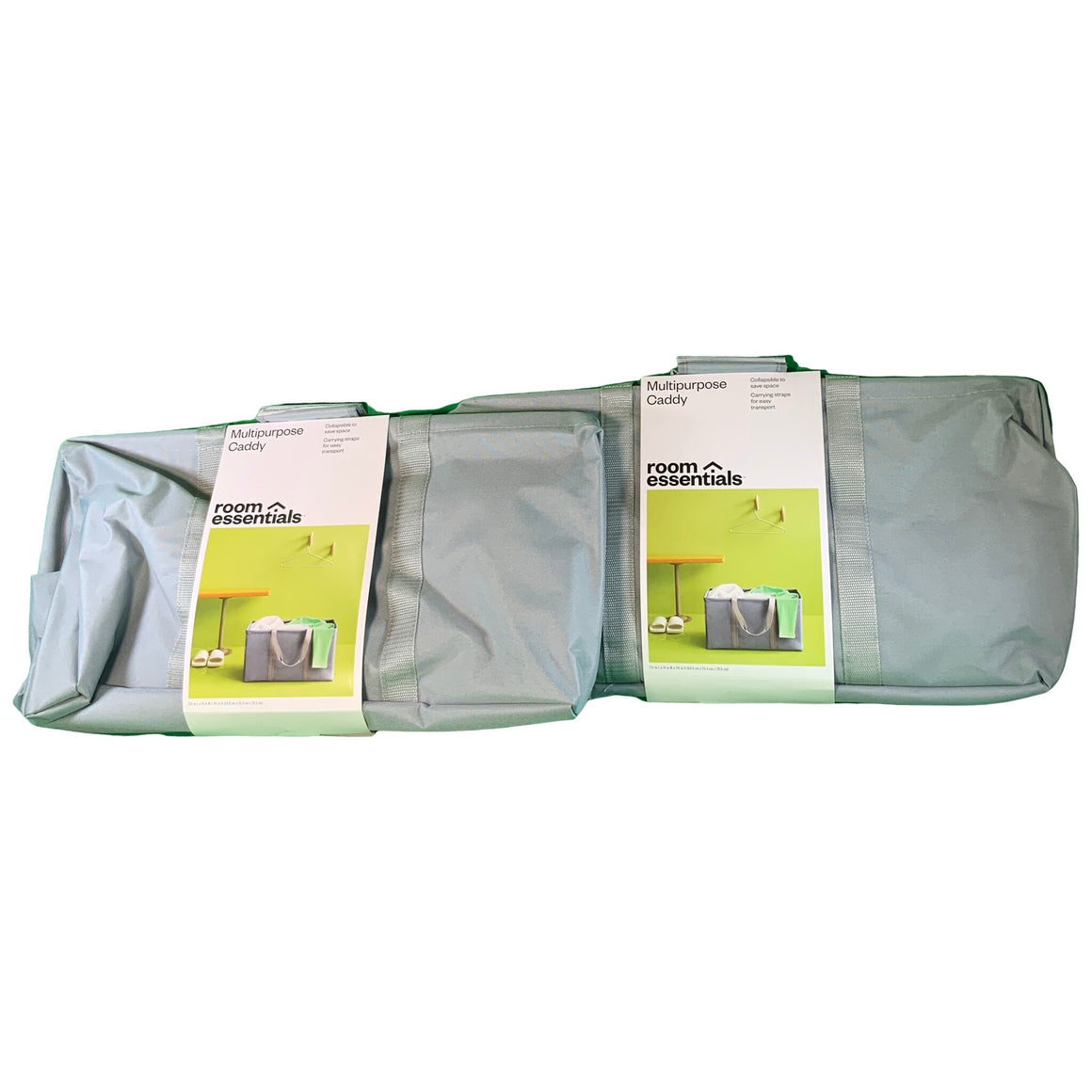 Multipurpose Caddy Storage Bag Gray - Room Essentials™