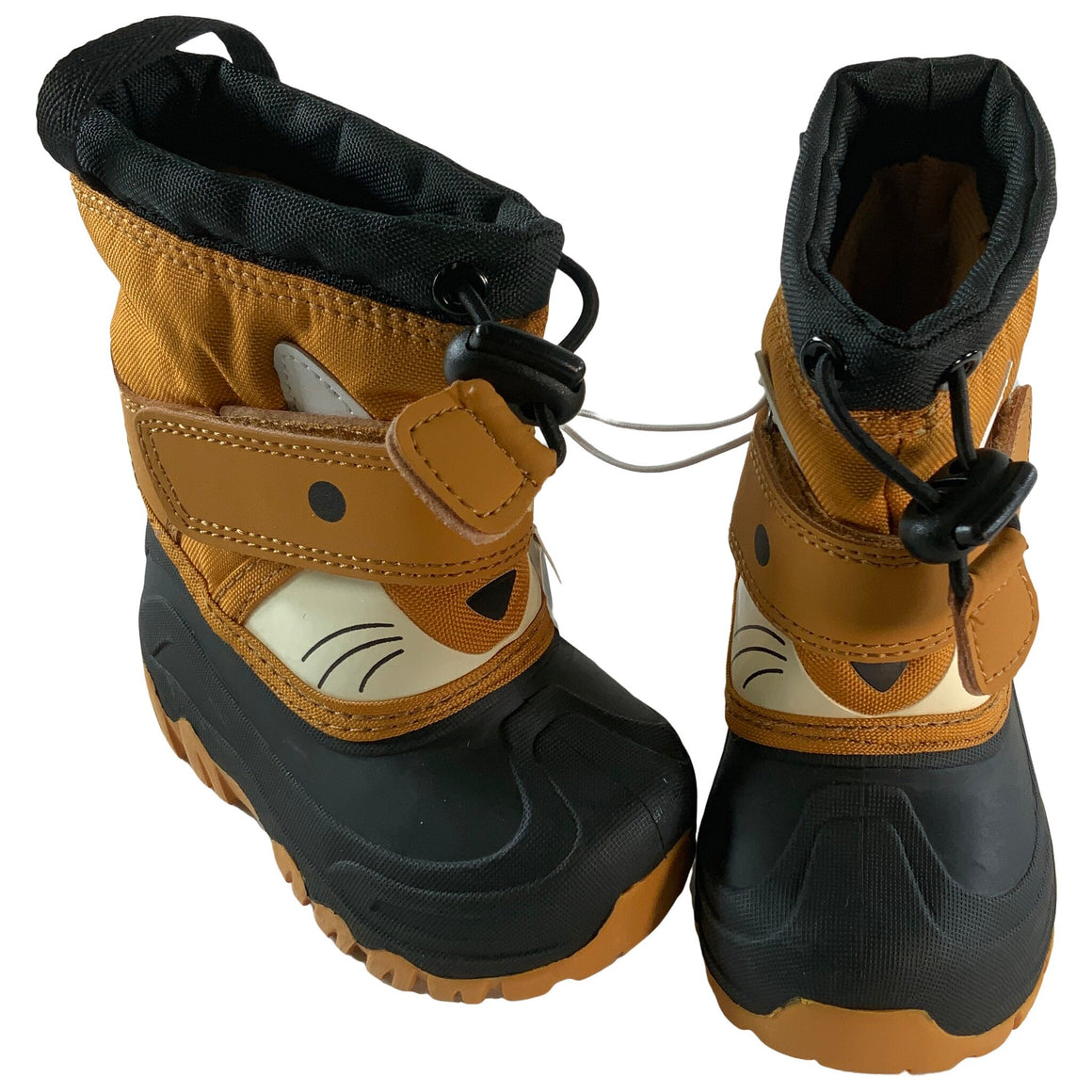 Toddler Boys' Bernardo Fox Winter Boots - Tan 4 - Cat & Jack™