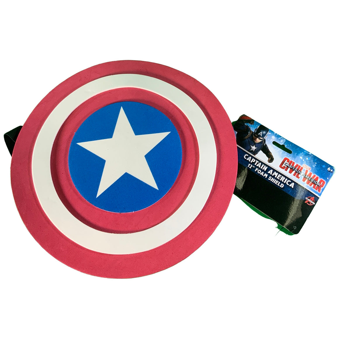 "Captain America 12"" Foam Shield - Avengers"