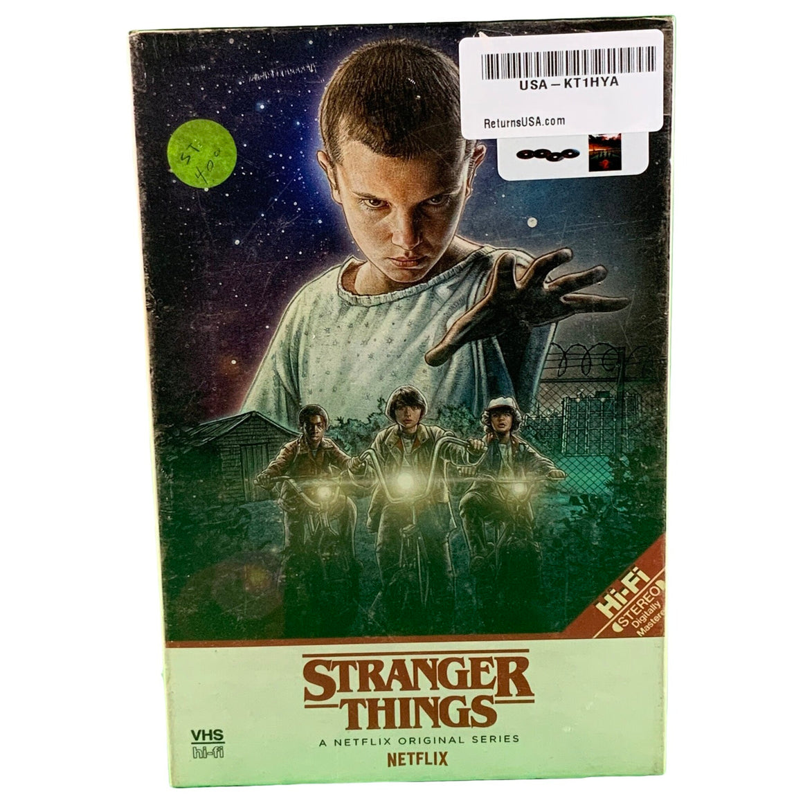 Stranger Things: Season 1 Collector'S Edition (4K/Uhd + Blu-Ray) - Stranger Things