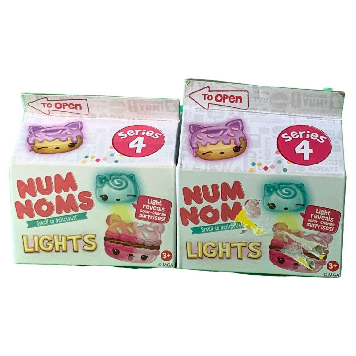 Lights Mystery Pack Series 4-1L - Num Noms