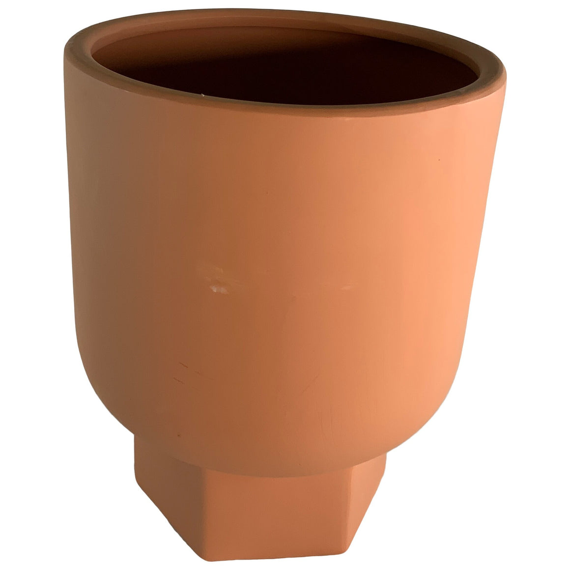 Hexagon Stoneware Planter Terracotta - Project 62™
