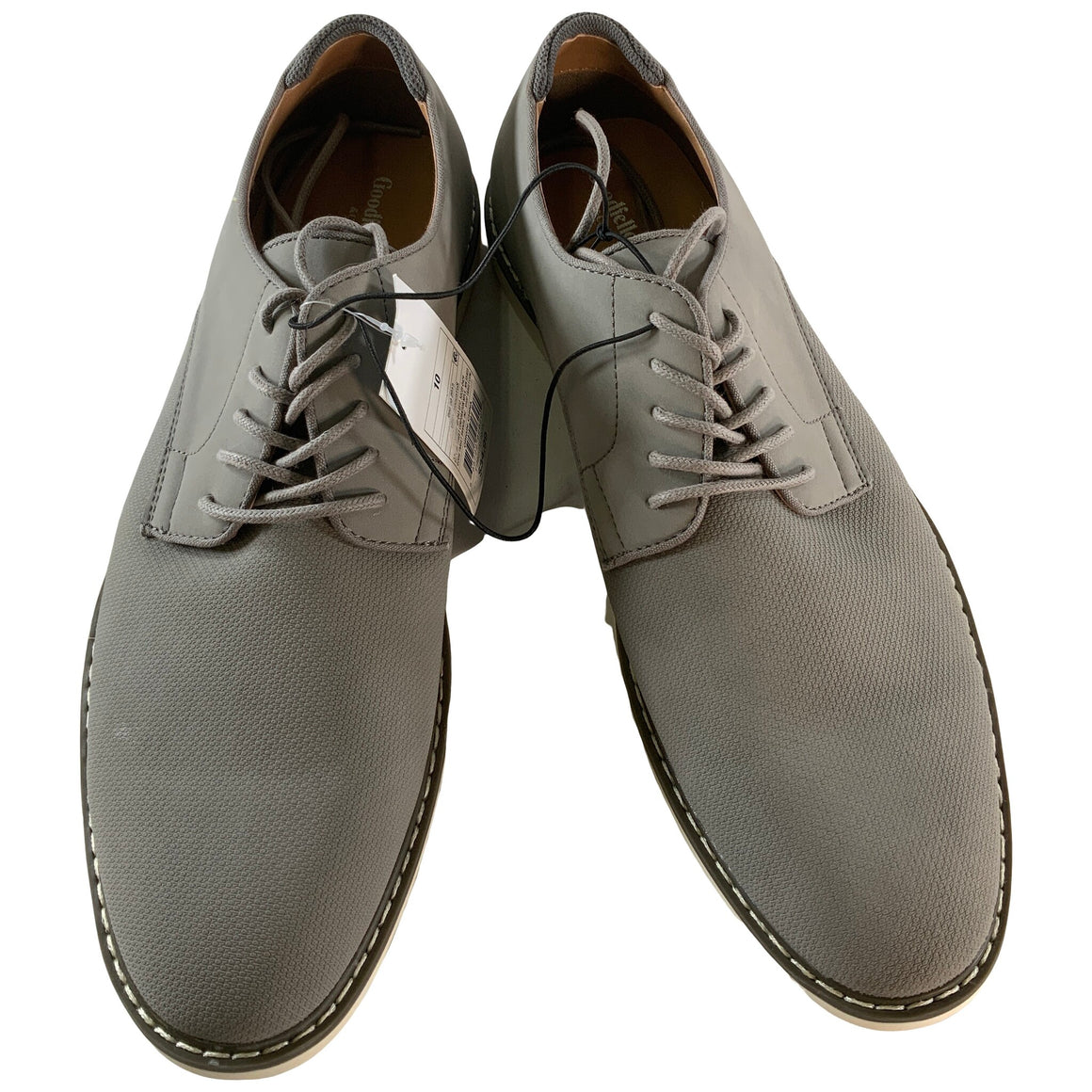 Augustus Casual Dress Shoe - Grey 10 - Goodfellow & Co™
