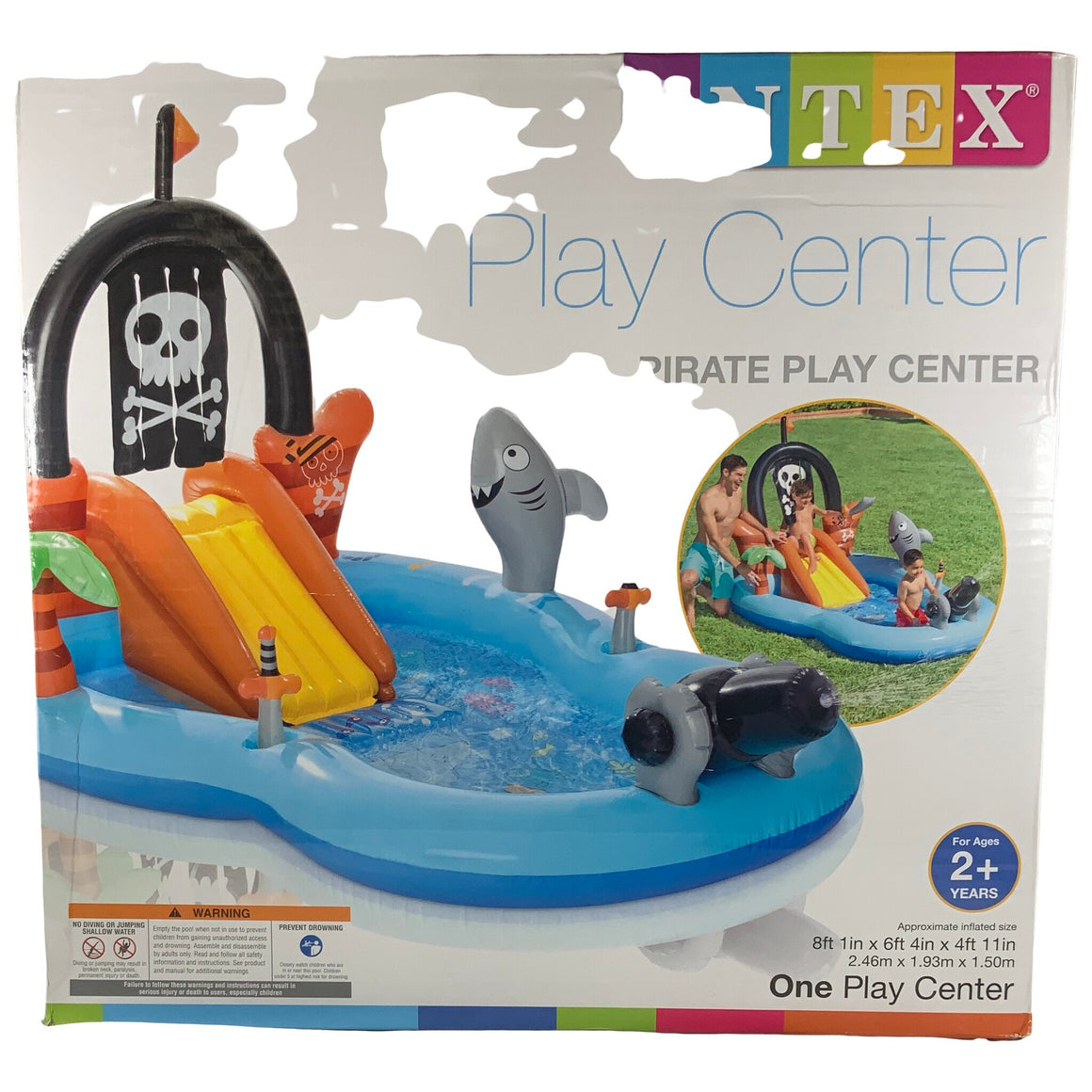 Intex - Pirate Play Center