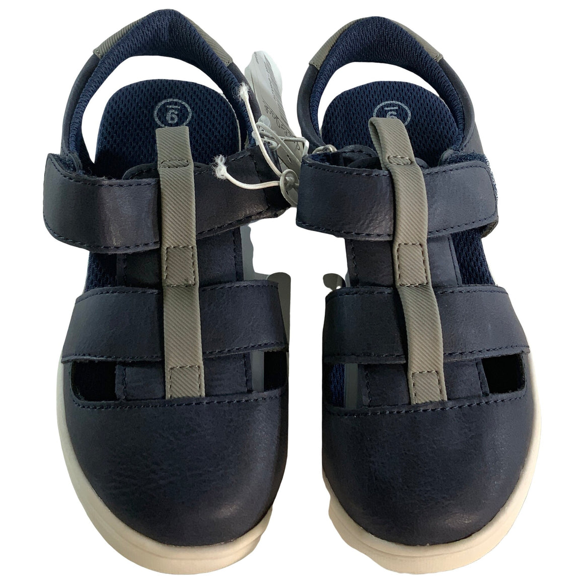 Toddler Boys' London Fisherman Sandals - Navy - Cat & Jack™