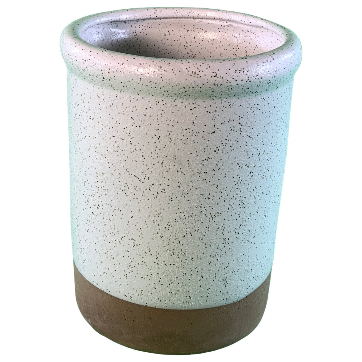 Stoneware Vase Speckled Glaze Small - Smith & Hawken™