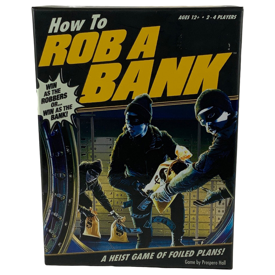 Big G Creative  - How To Rob A Bank