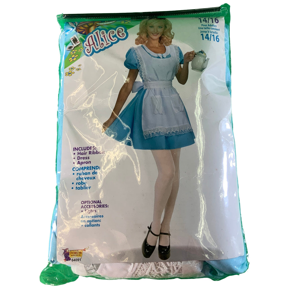 Womens Alice Halloween Costume - Forum