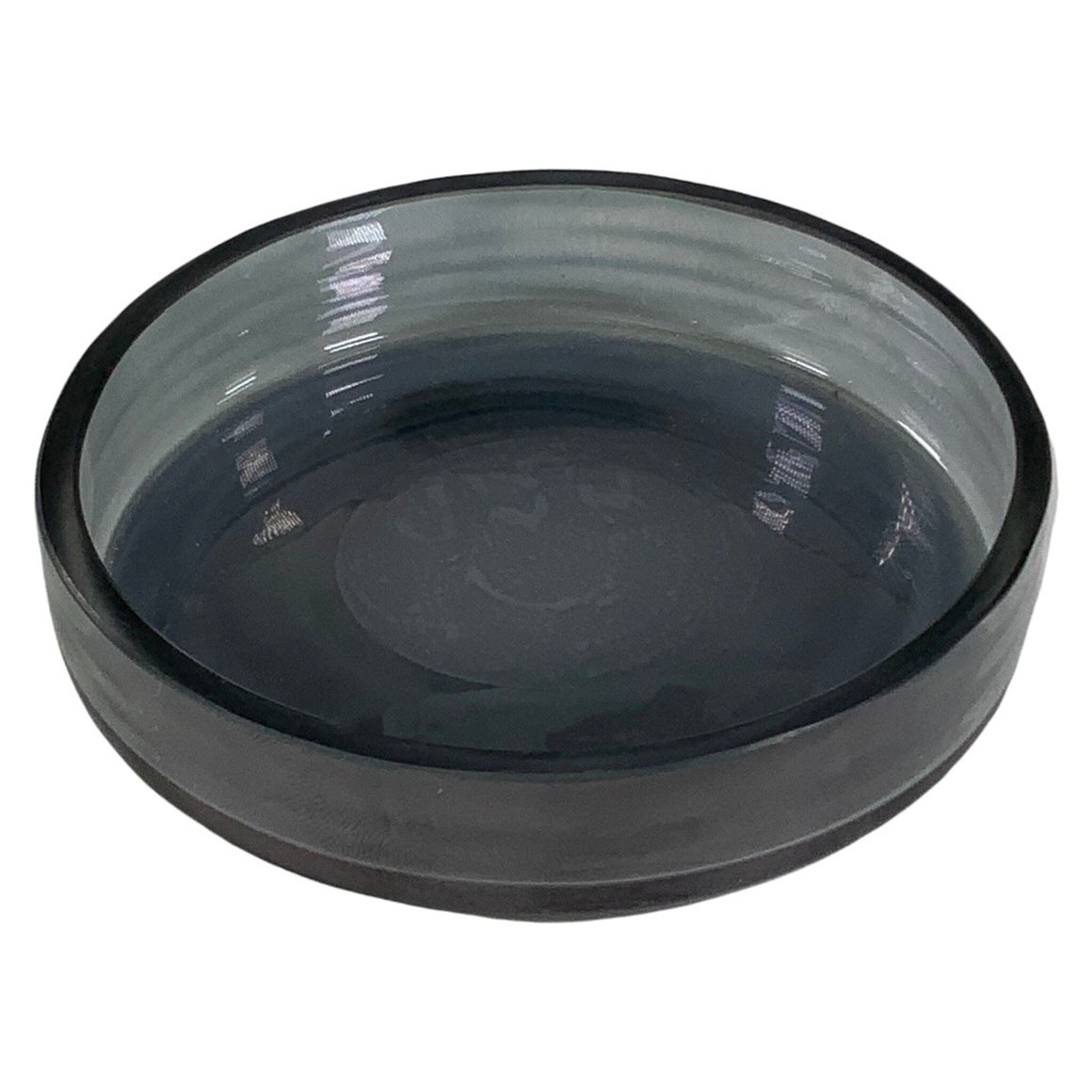 Round Soap Dish Gray - Threshold™
