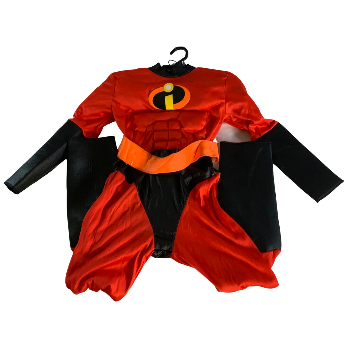 Kids' Dash Parr Classic Muscle Halloween Costume M - The Incredibles