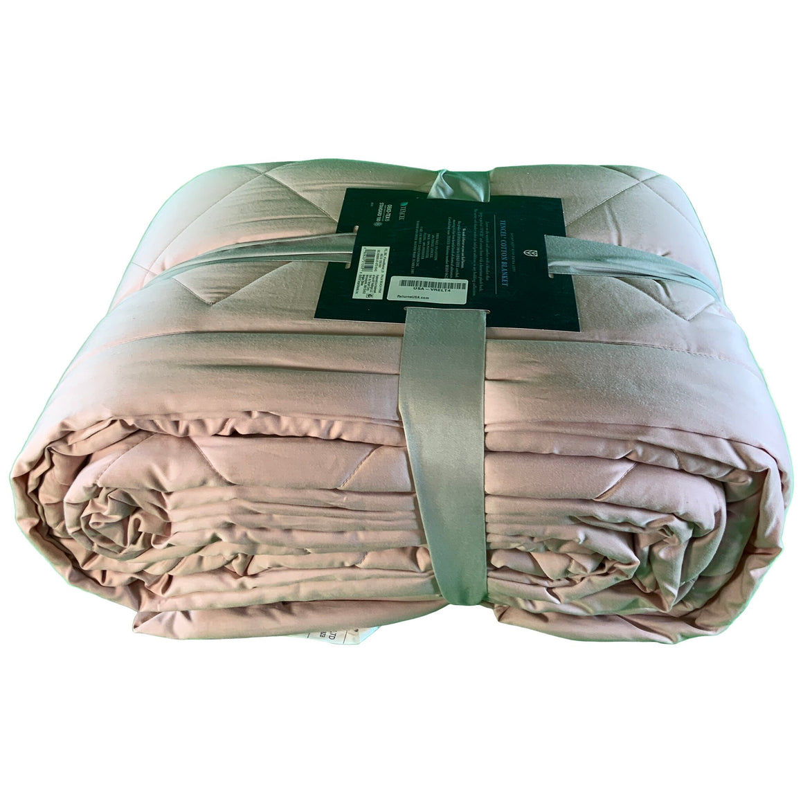 King Luxury Bed Blanket Pink - Fieldcrest®