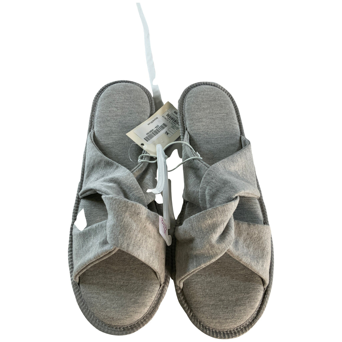 Women'S Jino Slippers - Gray Xl (11-12) - Stars Above™
