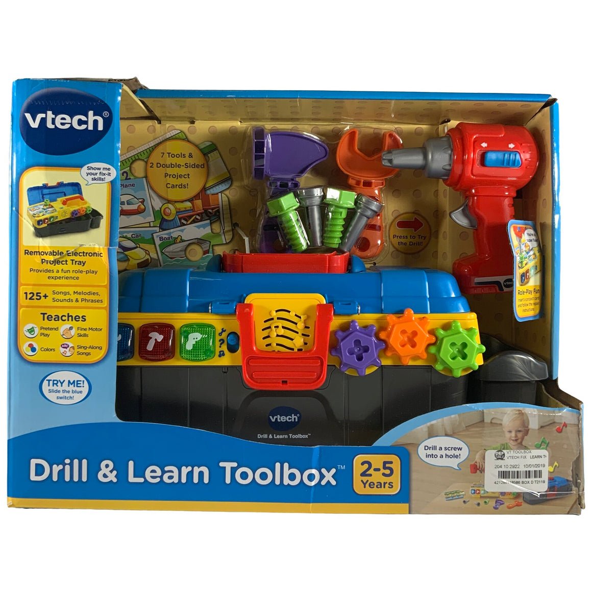Vtech - Drill & Learn Toolbox