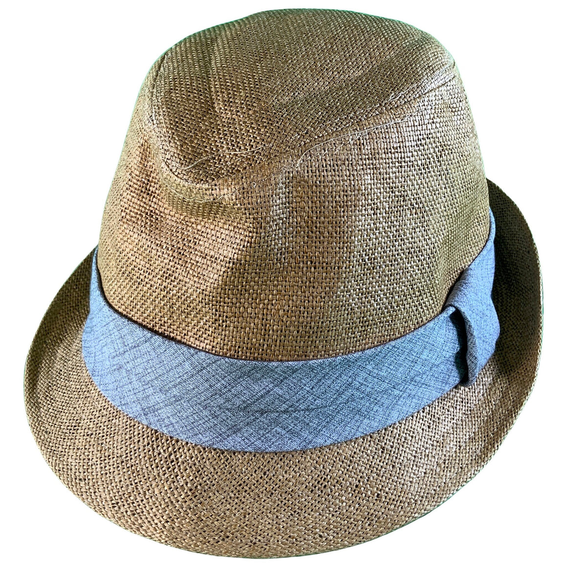 Men'S Paper Straw Fedora - Light Brown - Goodfellow & Co™