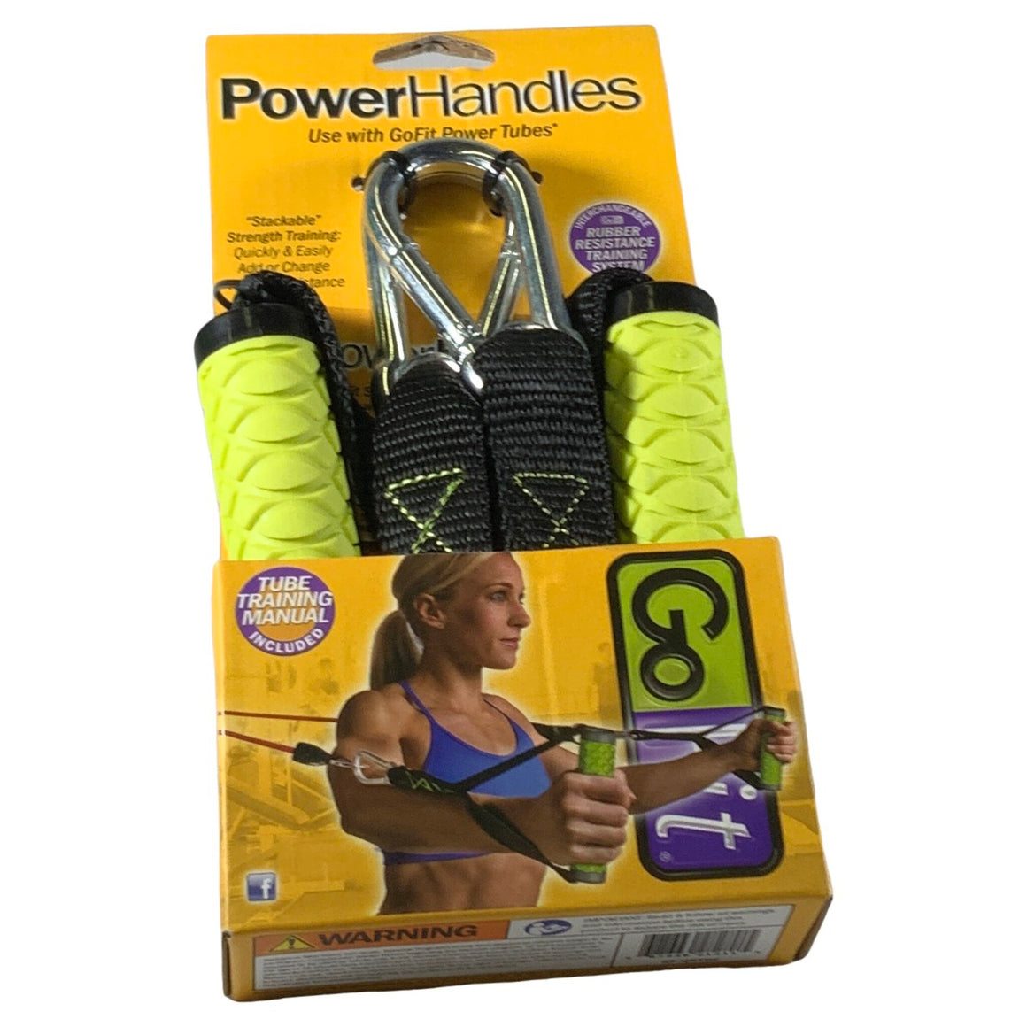 Power Handles - Go Fit