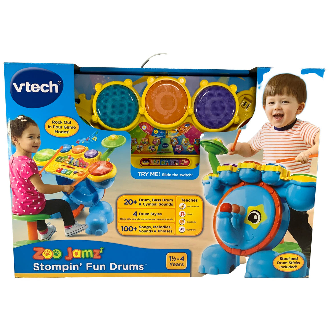 Vtech - Stompin Fun Drums