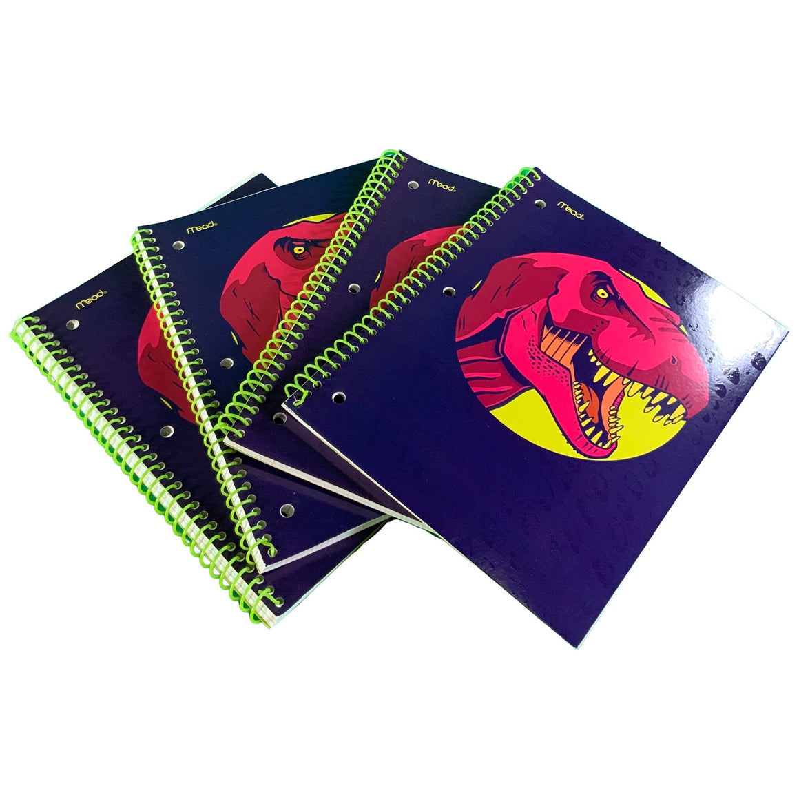 1 Subject Notebook - T-Rex - Mead