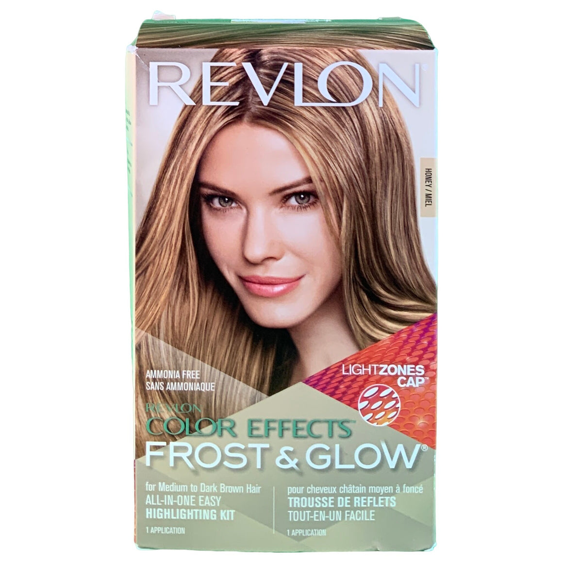 Colorsilk Color Effects Frost And Glow Highlights, Honey - Revlon